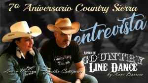 Bailar Country en Madrid: VII Aniversario de Country Sierra