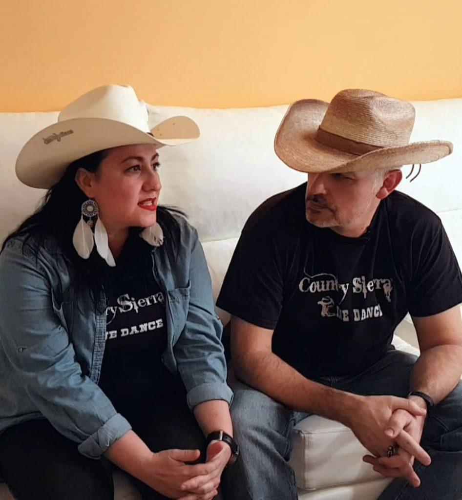 Laura Marín y Emilio Cañizares