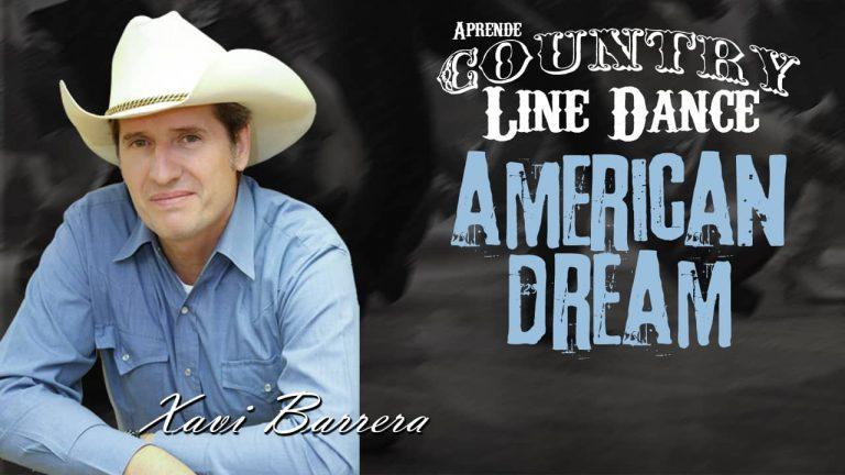 Carátula American Dream line dance