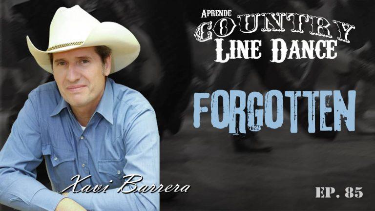 Carátula Forgotten line dance