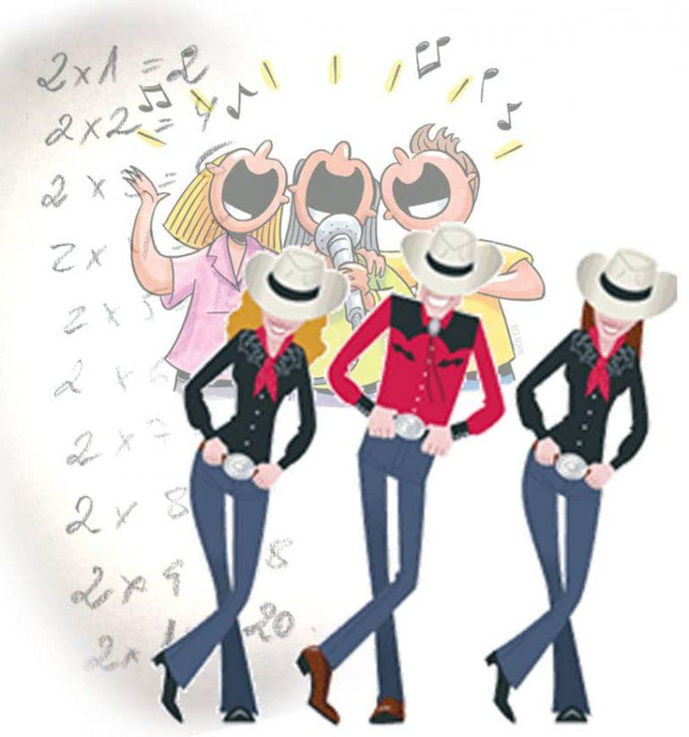 El mejor modo de aprender a bailar igual que aprender a cantar