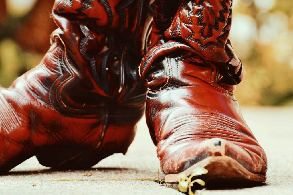 Cuánto se tarda en aprender a bailar - Cowboy boots