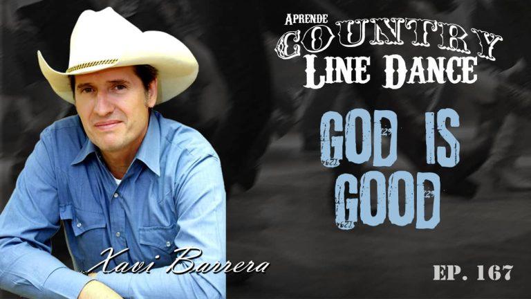 Carátula vídeo God Is Good Line Dance clase y baile