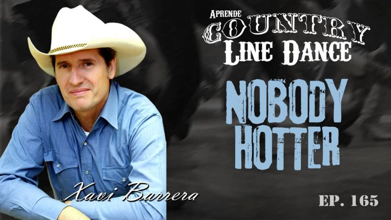 Carátula Nobody Hotter Line Dance Clase y Baile