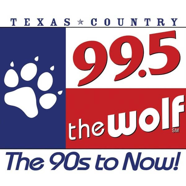Emisoras de música country - 99.5 The Wolf