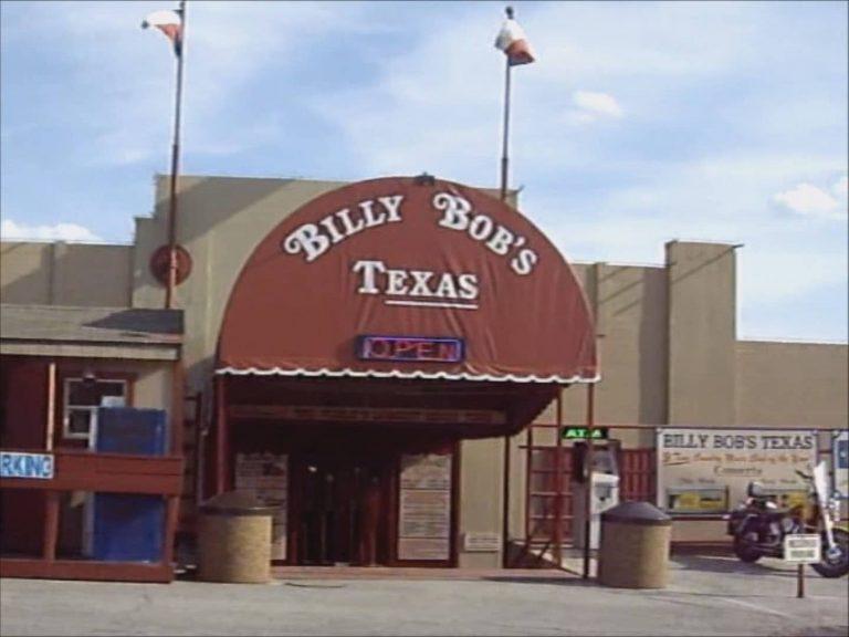 Qué es un honky tonk - Billy Bobs Texas