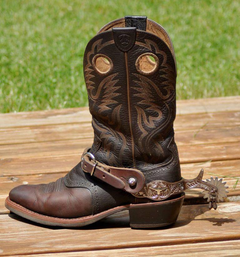 Cowboy Botas Bailar Para Country Line Dance Aprende RnSO6xn