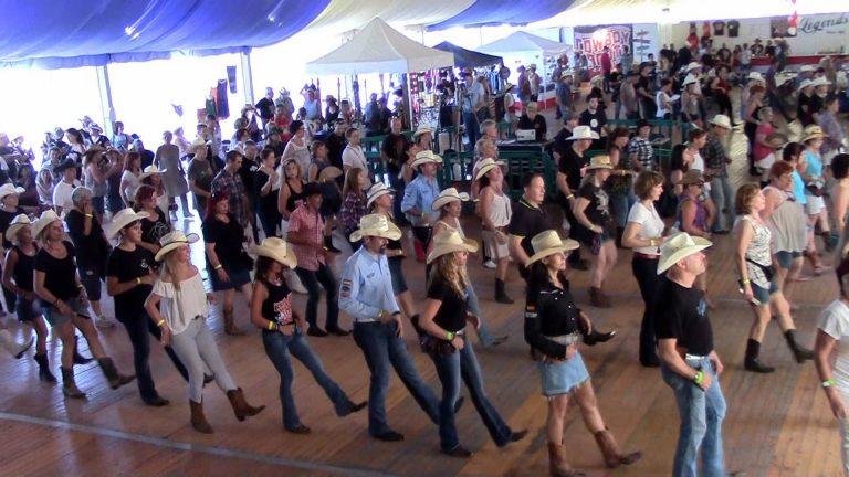 Workshop de Country Line Dance - Cowboy Boots 2017 - Workshop