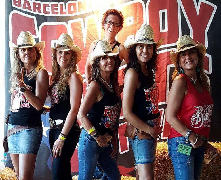 Workshop de Country Line Dance - Photocall Cowboy Boots