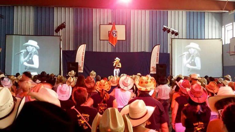 Workshop de Country Line Dance - Salardu - Workshop Chafino