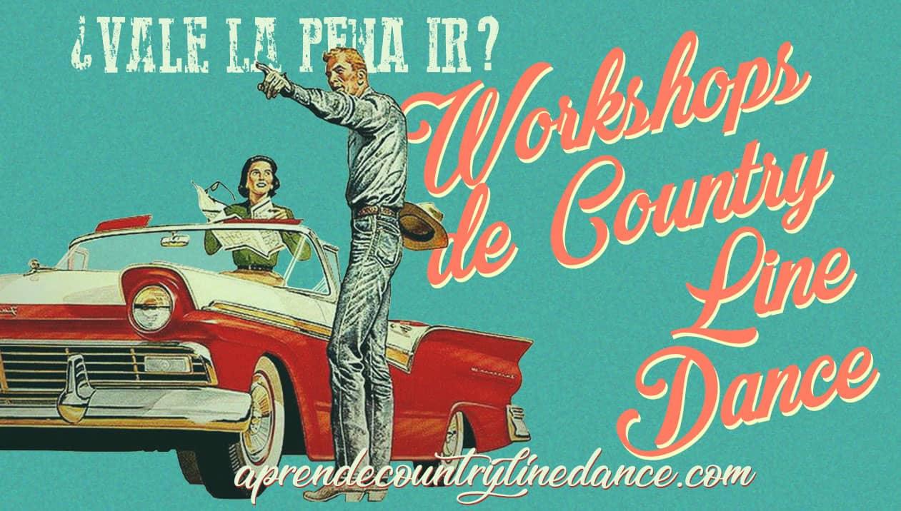 Workshop de Country Line Dance