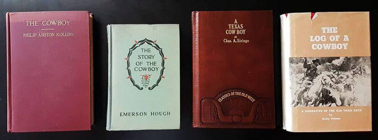 Música Cowboy - Bibliografía
