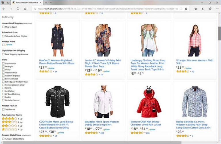 f517668404 Amazon.com es una buena opción cuando no encuentras lo que buscas.  Comprueba que el artículo que deseas se manda a tu país. Y vigila los  gastos de envío.