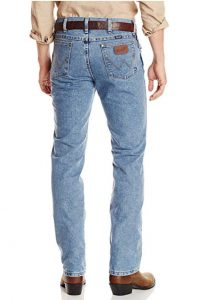 Ropa Country - Amazon com - Wrangler Men's Premium Performance Cool Vantage Cowboy Cut Slim-Fit Jean
