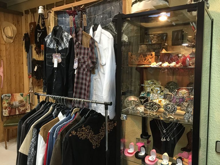 Ropa Country - Country and Roses - Tienda