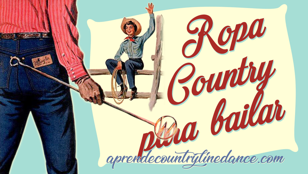 Ropa country para bailar