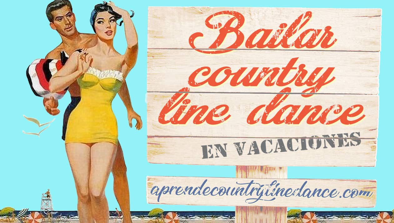 Country Line Dance en Vacaciones
