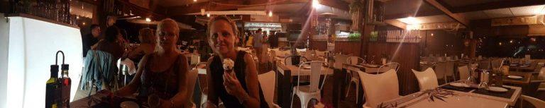 Country Line Dance en vacaciones - Chiringuito Hidalgo