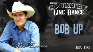 Carátula Bob Up line dance - vídeo tutorial