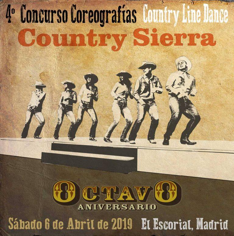 Aniversario Country Sierra - Cartel Concurso
