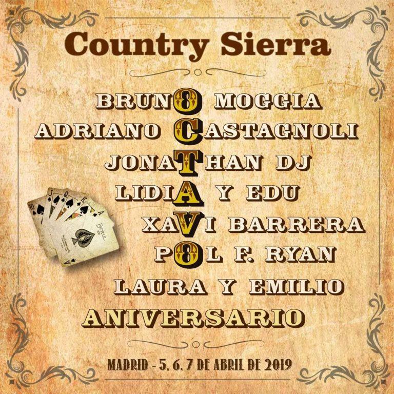Aniversario Country Sierra - Cartel Workshops