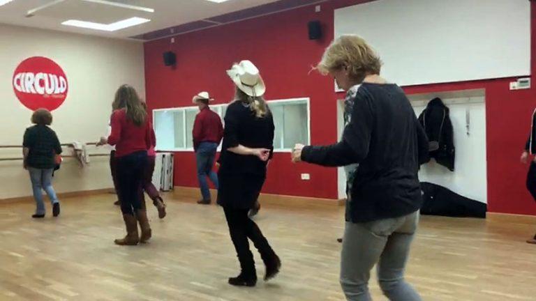 El mejor modo de aprender a bailar - Círculo 2