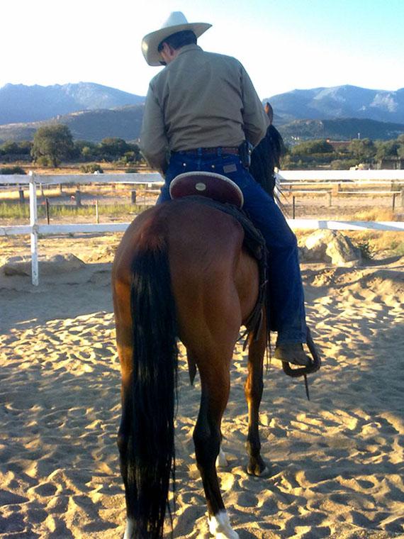 Enseñar a bailar Aprende Country Line Dance - Doma Ebro 03