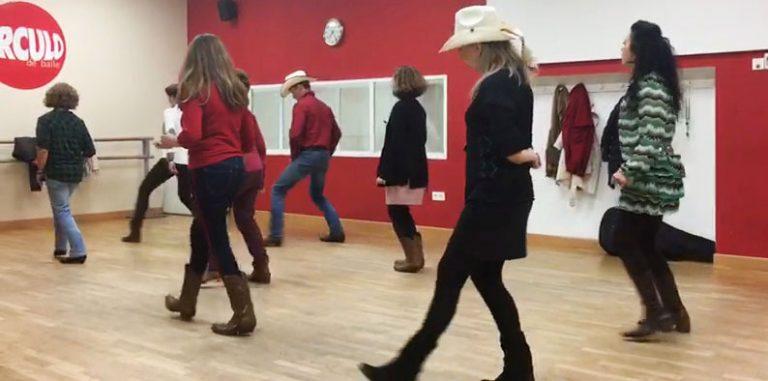 Enseñar a bailar Aprende Country Line Dance - Otras paredes