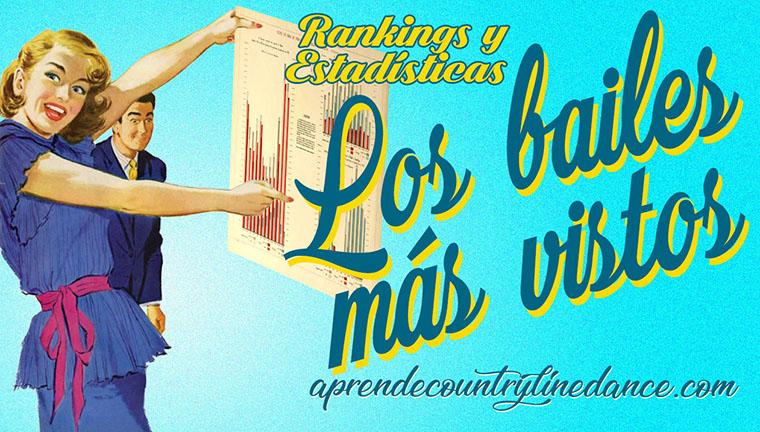 Los bailes más vistos - Rankings