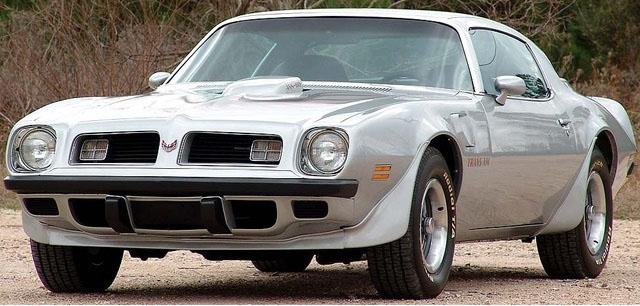 Pontiac Firebird Trans-Am 1972