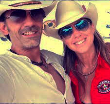 David Villellas y Montse Chafino