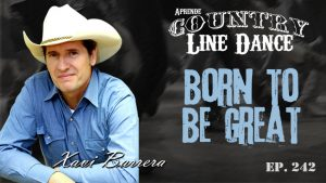 Born to Be Great Country Line Dance - Carátula vídeo tutorial