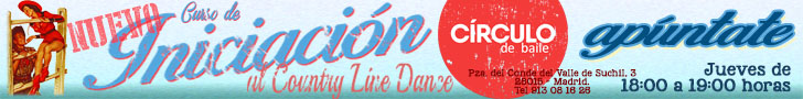 Nuevo Curso Iniciación Febrero 2020 - Círculo de Baile - Banner