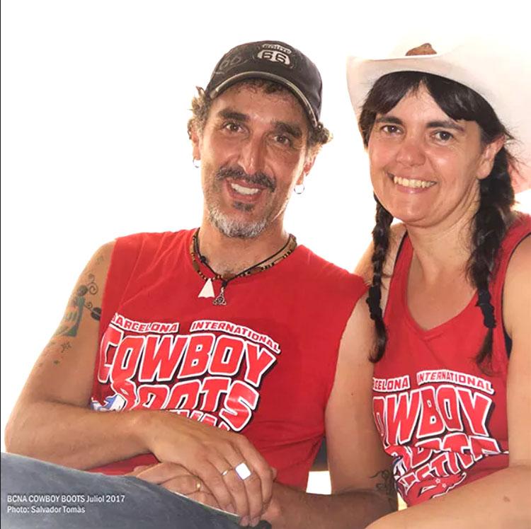 Gabi Ibáñez y Paqui Monroy (GiP)
