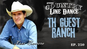 TH Guest Ranch line dance - Carátula vídeo tutorial