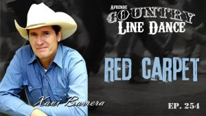 Red Carpet line dance - Carátula vídeo tutorial