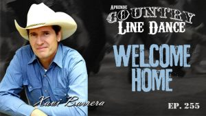Welcome Home line dance - Carátula vídeo tutorial