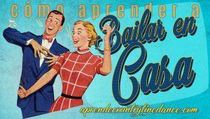 Aprender a bailar en casa country line dance