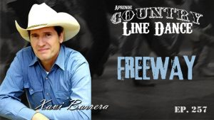 Freeway line dance - Carátula Vídeo Tutorial