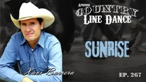 Sunrise Line Dance - Carátula Vídeo Tutorial