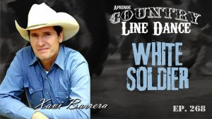 WHITE SOLDIER line dance - Carátula vídeo tutorial