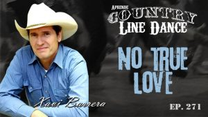 No True Love Line Dance - Carátula Vídeo Tutorial