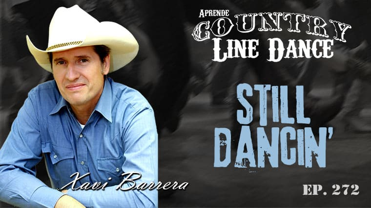 STILL DANCIN' line dance - Carátula Vídeo Tutorial