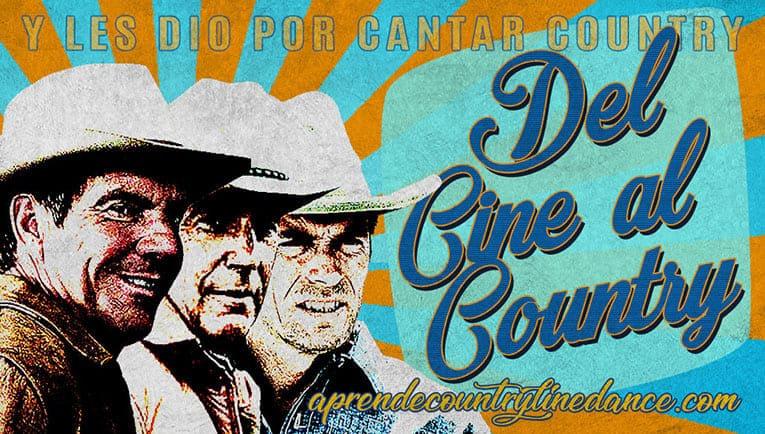 Del cine a la música country