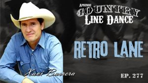 RETRO LANE Line Dance - Carátula vídeo tutorial