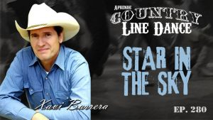STAR IN THE SKY Country Line Dance - Carátula vídeo tutorial