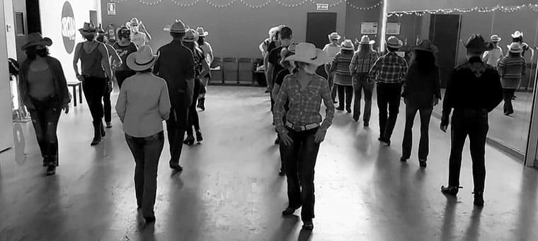 Como volver a bailar Country - Contra dance