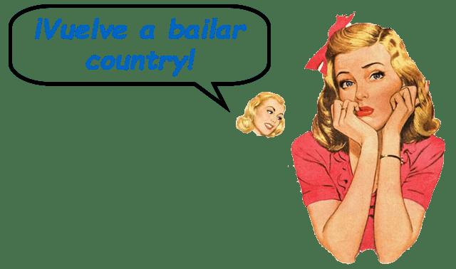Como volver a bailar Country - Vuellve a bailar