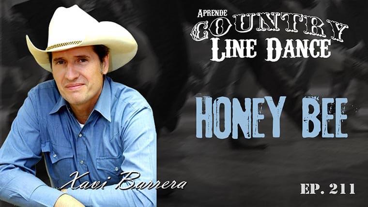 Honey Bee Country Line Dance - Carátula vídeo tutorial