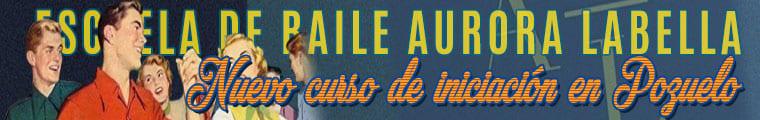 Curso de iniciación Aurora Labella - Banner